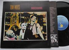*TOM WAITS Swordfishtrombones Ex to NM- CANADA ORIG 1983 Island LP Inner sleeve