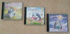 3x Kinder CD - Schnuffel Ich hab Dich lieb & Komm kuscheln & Winter Lieder Hase