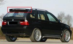 BMW X5 E53 1999 - 2006 SPOILER ROOF POSTERIORE NEW
