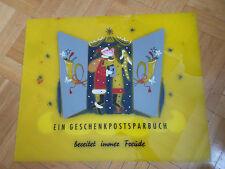 Humor Wunderschöner Handgemalter Taschenkalender 1946 Kunst Blumen Malerei Deko Art