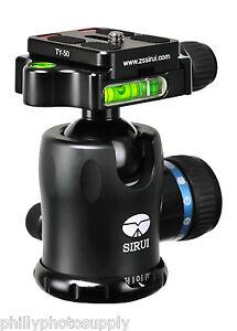 Sirui K10X K-10X Ball Head 44 LB Capacity