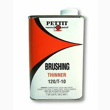 Pettit 12120Q 120 Paint Brushing Thinner Quart