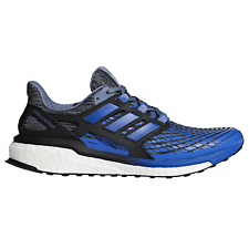 Mens Adidas Energy Boost Blue Sport Athletic Running Shoes CP9539 Size 9