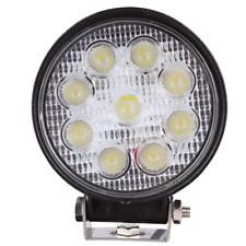 2 X 27W 4Inch Spot Round LED Work Light Offroad Fog Driving DRL SUV ATV Truck P9