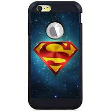 Apple iPod Touch 5/6 5th/6th Gen. Hybrid Case Cover Superman Universe V