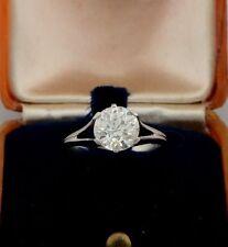 Platinum Vintage Fine Rings