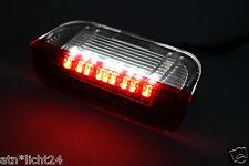 LED  Türbeleuchtung Innenraumbeleuchtung für VW Golf 6 VI Tiguan Weiss Rot A552