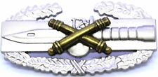 ARTILLERY Action Badge Army CAB Military Airborne Insignia Pin