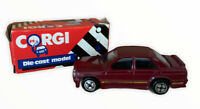 VINTAGE BOXED 1980's CORGI TOY MERCEDES 2.3/16 Retro Boxed Diecast Car (s