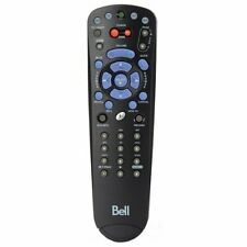 DISH BELL 3.4 IR REMOTE CONTROL +BACK COVER 178937 FOR 3100 4100 RECEIVER HD TV