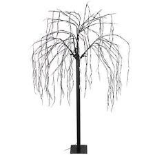 Trauerweide beleuchtet 400 warmweiße LED / H180cm Lichterbaum mit Lauflicht