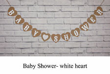 BABY SHOWER PARTY BUNTING NURSERY PREGNANCY  PHOTO GARLAND