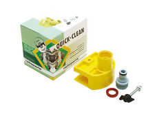 Rasenmäherreiniger Quick Clean, Reiniger für Rasenmäher, Selbstreinigend