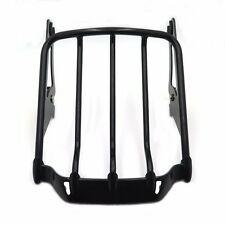 Air Wing Luggage Rack Sissy Bar Backrest For Harley Touring FLHR FLHX FLTR 09-UP