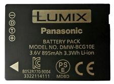 Genuino Original Panasonic DMW-BCG10E Batería TZ20 TZ6 TZ7 TZ8 TZ9 TZ10 TZ18 TZ1