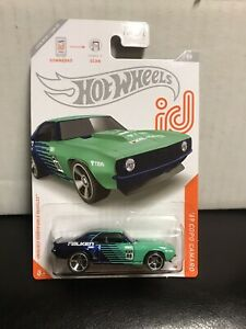 2021 Hot Wheels '69 COPO Camaro 5/8 ID Chase *Ships In Protective Case*