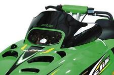 00-06 Arctic Cat ZR3 Chassis Snowmobile Flared Windshield Black 12323