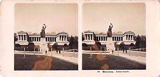 Stereofotografie München Ruhmeshalle