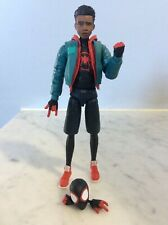 MARVEL LEGENDS MILES MORALES INTO THE SPIDER-VERSE