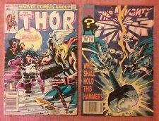 Thor #333 (Jul 1983, Marvel) #459 (1993 Marvel)