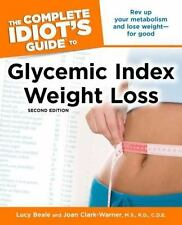 Complete Idiot's Guide to Glycemic Index Weight Loss by Joan Clark-Warner and Lu