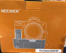 Neewer Vertical Battery Grip with Battery Holder for Canon EOS RP DSLR Camera