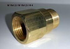 M18 X 1,5 Φ4 ENGINE LAMBDA SONDA SENSOR FOOLER EMULATOR CHECK ENGINE SOLUTION ..