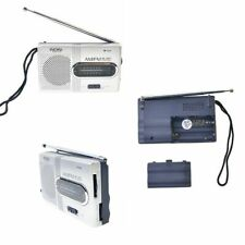 BC-R21 FM AM Dual Band Radio Battery Powered Sport Speakers Pocket Receiver USA