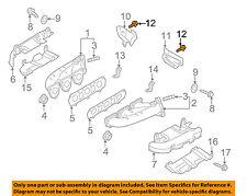 AUDI OEM 09-12 Q5 3.2L-V6 Exhaust Manifold-Cover Plate Bolt N10131903