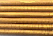 Yellow Gold Glue Gun Sealing Wax - 6 Stick set