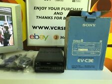 Sony EV-C3E Video8 Recorder BOXED (refurbished)