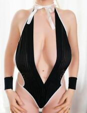 ,,Sexy Gangster´´ Body sheer in schwarz