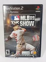 MLB 09: The Show - Playstation 2 PS2 Game - Complete