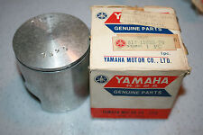 Yamaha  snowmobile nos piston 1st over single ring 1971-73 sl292 73.25mm gyt