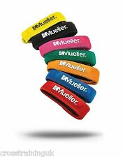 Mueller Jumper's Knee Strap Support Red One Size Fits All 1st Class Post 991