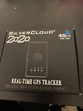 LandAirSea SilverCloud 2020 Ultra-Compact RealTime Gps Trackr-Track Kids,spouse