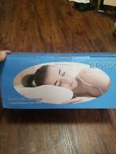 Epabo Contour Memory Foam Pillow Queen Size Orthopedic Sleeping Pillow Ergonomic