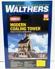 Walthers HO 933-2903 Modern Coaling Tower Building Kit Bb4