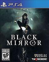 Black Mirror (Sony PlayStation 4, 2017)