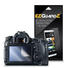 3X EZguardz Screen Protector Skin HD 3X For Canon EOS 70D, 760D, EOS Rebel T6s