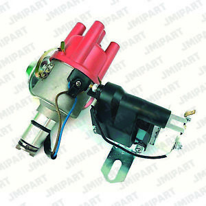 Ignition Distributor with Coil For Volkswagen Beetle Transporter 49-79 (522+684