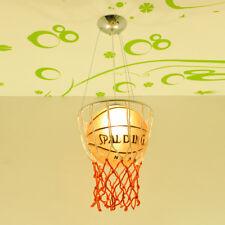 New Basketball LED Pendant Lamp Chandelier Hanging lights Kids Bedroom lighting