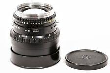 Hasselblad Zeiss 100mm F/3.5 Planar C non-T* Chrome, Black Lens