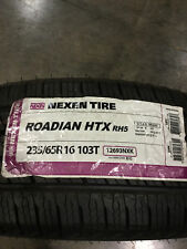 1 New 235 65 16 Nexen Roadian HTX RH5 Tire