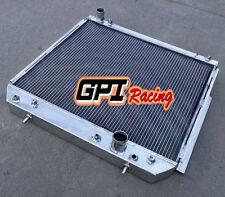 50MM  Aluminum Radiator For Jeep GRAND CHEROKEE WJ/WG 3.1 TD AT 1999-2005