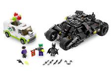 LEGO TUMBLER BATMAN & JOKER SURPRISE 7888 Set minifigs w/ new sticker sheet