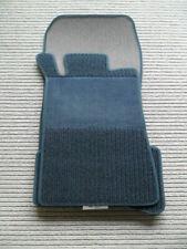 Rips Fußmatten für Mercedes Benz E-Klasse W210 S210 + BLAU + NEU