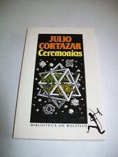 Ceremonias - Julio Cortazar