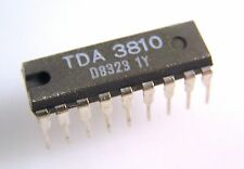 TDA3810  Spatial Stereo and Pseudo-Stereo Sound Circuit 1983 DC Vintage OMB2-24