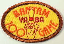 Bantam Yaba 100 Game Uniform Patch